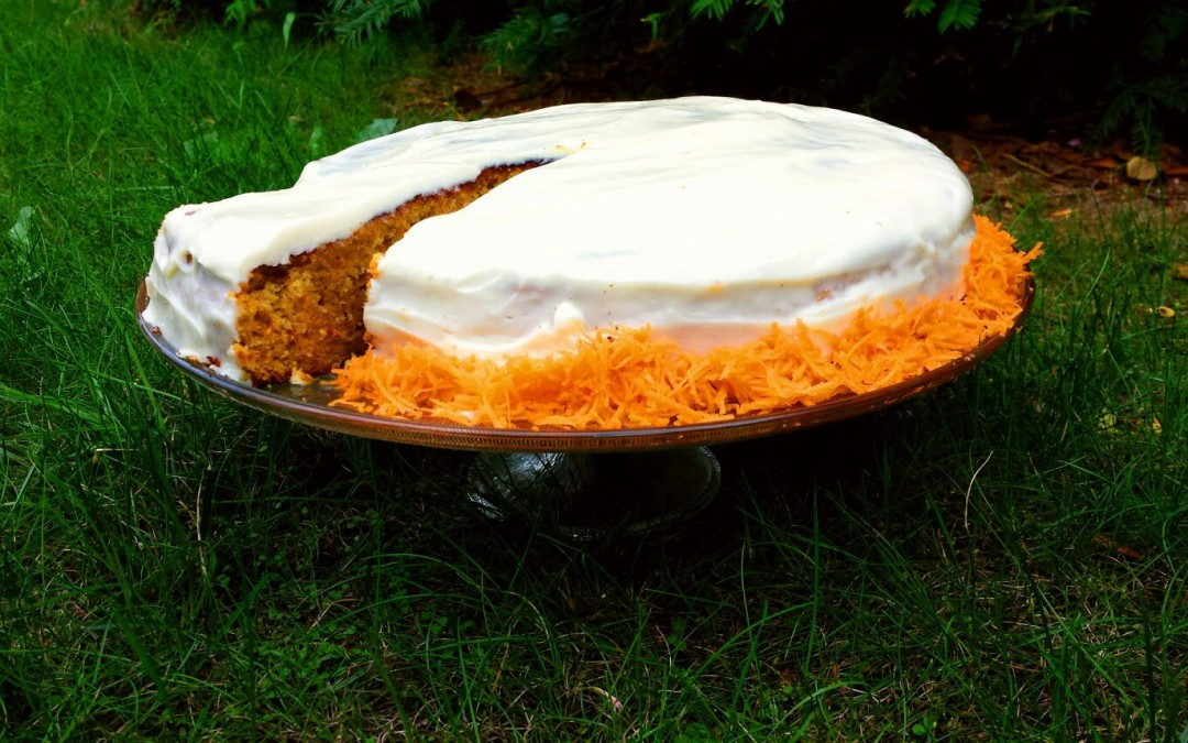 Rübli Kuchen