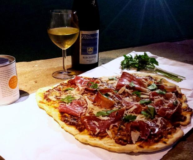 Meine Pizza Parma