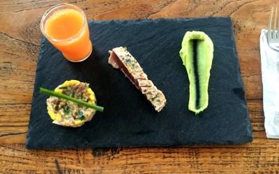 Thunfisch/Avocado/Melone
