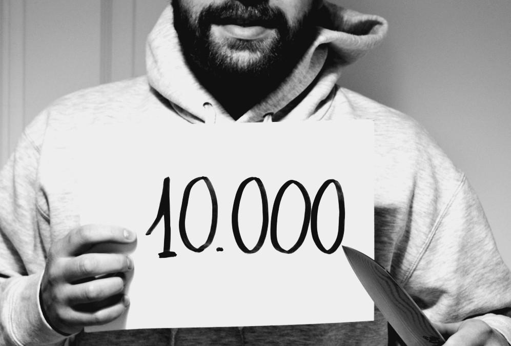 10.000 Besucher