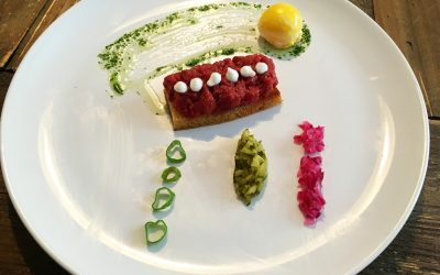 |Beef Tartar, my Way| :-)